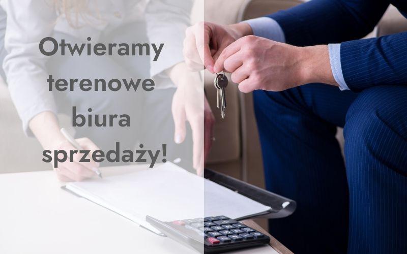 biura sprzedaży mieszkań
