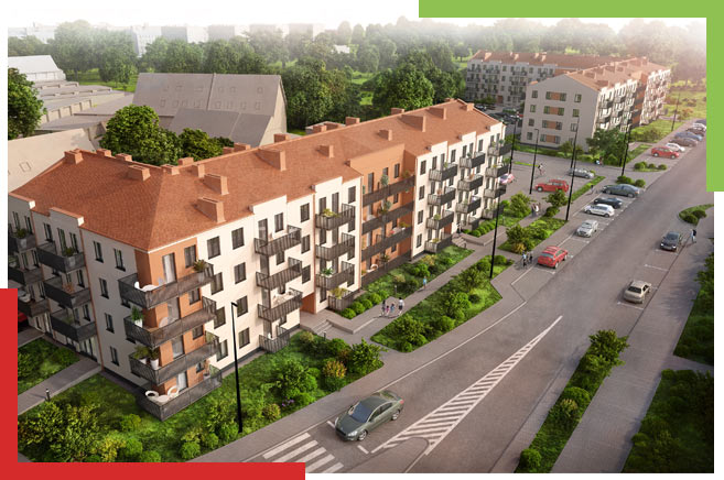 tanie mieszkania Legnica